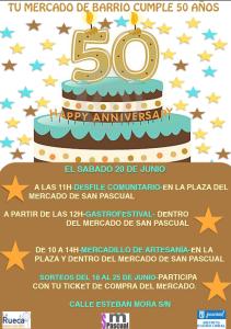 MercadoSP 50 años