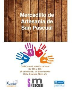 Artesanía en el Mercado San Pascual