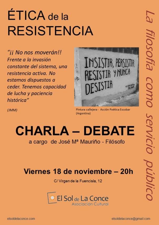 cartel-filosofia-etica-de-la-resistencia